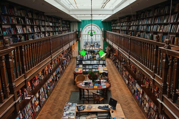 Paseando por las librer as m s bonitas del mundo - Libreria bardon madrid ...