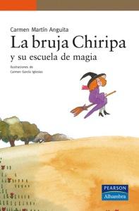 La bruja Chiripa y su escuela de magia