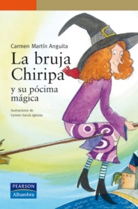 La bruja Chiripa y su pócima mágica