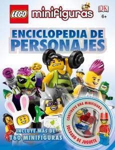 Minifiguras LEGO Enciclopedia de Personajes