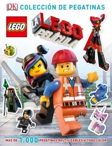 La LEGO Película Colección de pegatinas