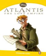 Atlantis Lost Empire Reader - Atlantis el imperio perdido