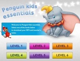 Concurso Penguin Kids